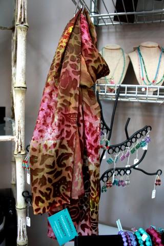 Silk Rayon Scarves