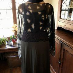 Silk Shoulder Shawl/Scarf