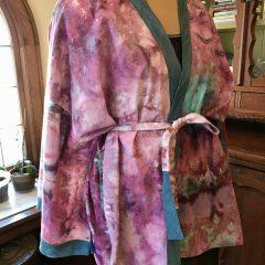 Short Cotton Kimono